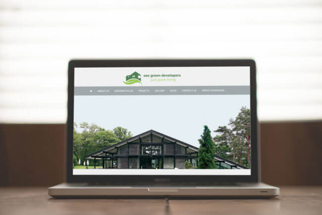 web-design-oecgreen